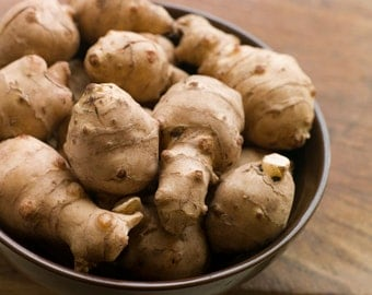 3LBS. Jerusalem Artichoke Sunchoke - Organic For Planting or Eating - AKA Sunchokes Sunroot or Jerusalem Artichokes 3 Pounds - Bitcoin OK!