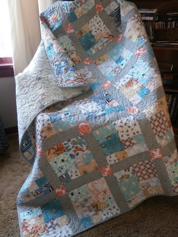 Cityscape Modern Quilt Pattern Pdf File Instant Download