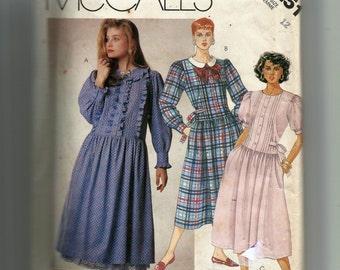 McCall's Misses' Dress Pattern 3251