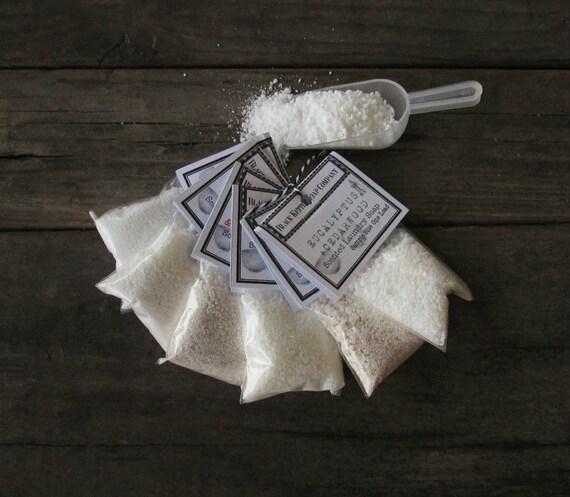 ESSENTIALS Laundry Soap Samples... Black Kettle