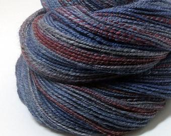 Handspun Yarn - Amazon Cracker - 270 Yards