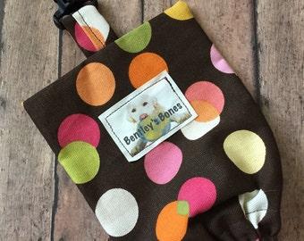 Doggie Leash Bag - The Courtney Print - Limited Edition
