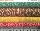 SALE Joel Dewberry FQ Bundle Herringbone True Colors Collection Modern Cotton fat quarters from Shereesalchemy