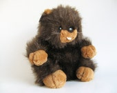 Vintage Beaver Stuffed Animal by The Heritage Collection Ganz Bros 1980s Toy