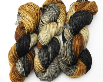 Queen's Tea - Hand Dyed Yarn - Dyed to Order