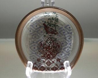 Ceramic Spoon Rest - Wren Bird - Spoon Rest spoonrest