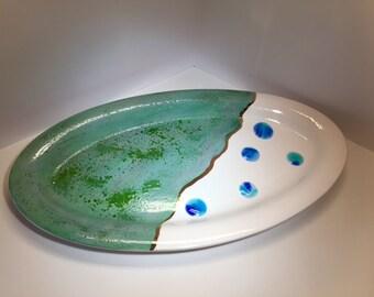 Beachy Summery Serving Platter