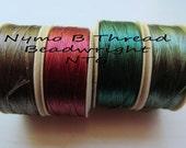 Thread Nymo Beading Thread B 4 bobbins NT6