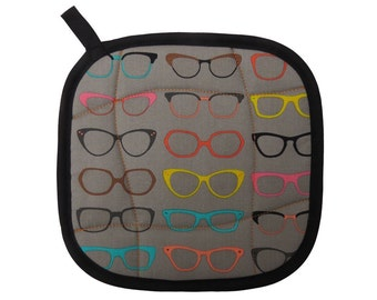 Glasses Pot Holder