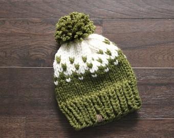 Adult Ski Hat, THE CHARLESTON, Chunky Knit Hat, Cozy Hat, Ski Hat, Adult Hat, Chunky Knits, Chunky Knit Hat, Chunky Beanie