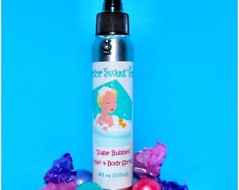 Sugar Bubbles Body Splash and Hair Perfume 4oz