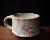 SALE! Ships Now -  carved cloud cup