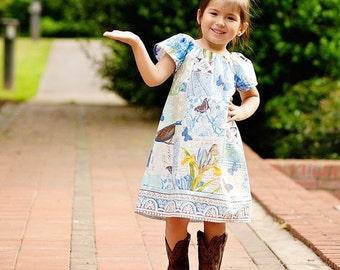 30% OFF Peasant Dress Pattern PDF - 4 sleeve options