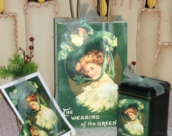 Wearing of the Green Gift Bag Set