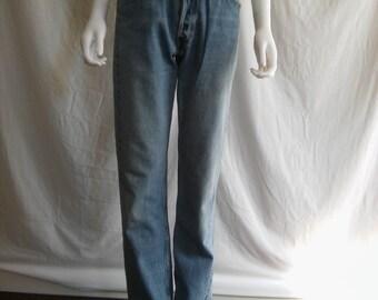 90s Levis 501 jeans, Levis Waist W 29