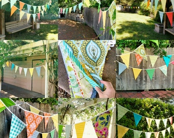 BY THE FLAG Jumbo Sized Custom Bunting Flags. Please read listing information before ordering! Extra Large Fabric Flags Your General Colors