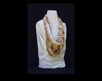 Ginger Tabby Infinity Scarf