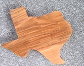 Texas Trivet in Spalted Maple Wood