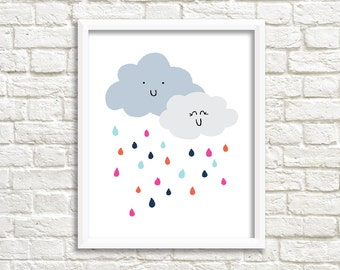 Rainy Day - Art Print