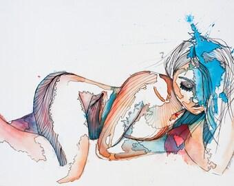 Shakti: Art Print