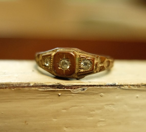 Vintage Ring Childs Size 3.0