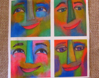 Fabric Faces