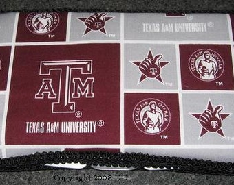 Texas A&M Boutique Baby Travel Wipe Case boy girl Gift