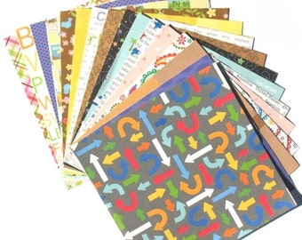 SALE - Mixed Medley - 6x6 Doodlebug Design Paper Pack