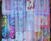 RESERVED for TINA - Bohemian Gypsy Curtains