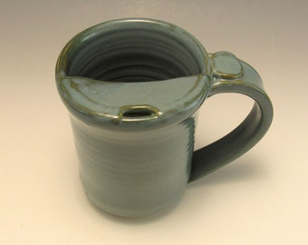 Mustache Mug/Moustache Mug/Mustache Cup/Mustache Guard Mug 12-14 OUNCES