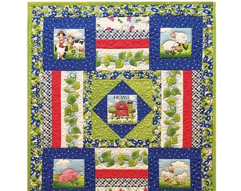 Doll Quilt Pattern