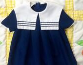 Vintage Sailor Dress 4/5