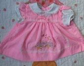 Chicken Dress 3/6 Months