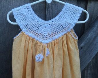 Summer Hippie Dress 2T