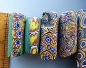 Group of 5 Old Venetian Bead from the African Trade