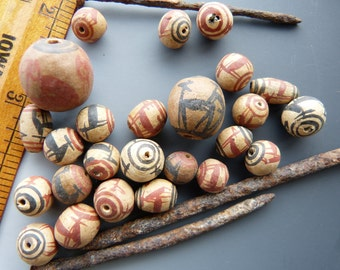Peruvian Clay Fertility Beads