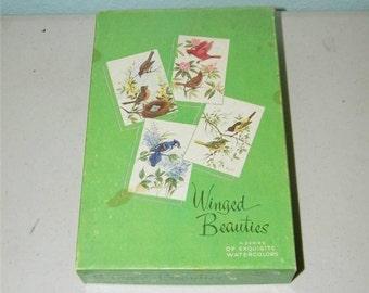 Vintage Lot Greeting Cards Unused in Box 12015