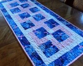 SALE Breast Cancer Awareness Table Runner
