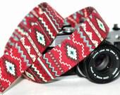 Custom Camera straps, Tribal Camera Straps, Native American -Southwestern - Camelback