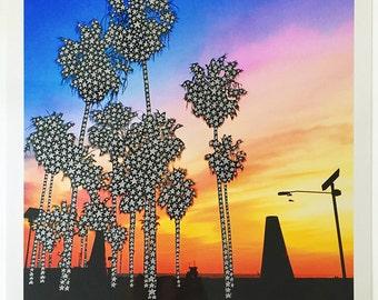 Original Venice Beach Stardust Dreamscape