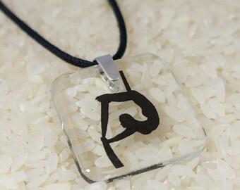 Aerial Arts Necklace - Silks!  #8