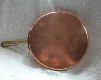 Copper Bottom Pan Etsy