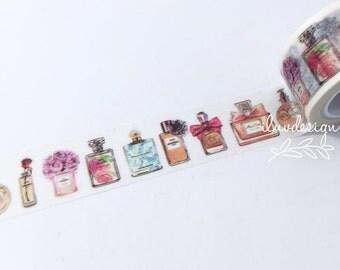 Perfume Bottle Washi Tape (183389)