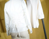 Custom Vest, Blouse, and Pant