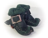 witchyboo gorgeous green MIDDIE blythe boots