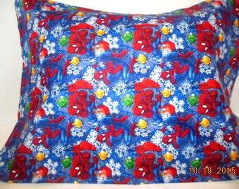 Amazing Spiderman Christmas Pillowcase