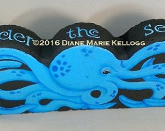 E16014 Octopus Pattern Packet from Oil Creek Originals