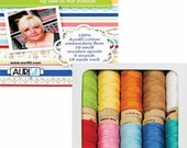 SALE Aurifloss by Bee in my Bonnet Embroidery Floss 10 spools