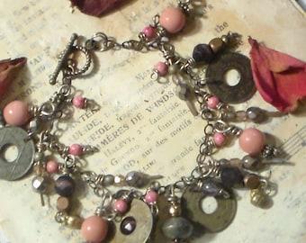 Urban Romantic Bracelet