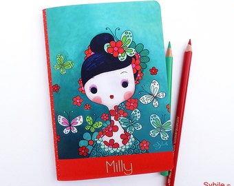 Notebook Milly